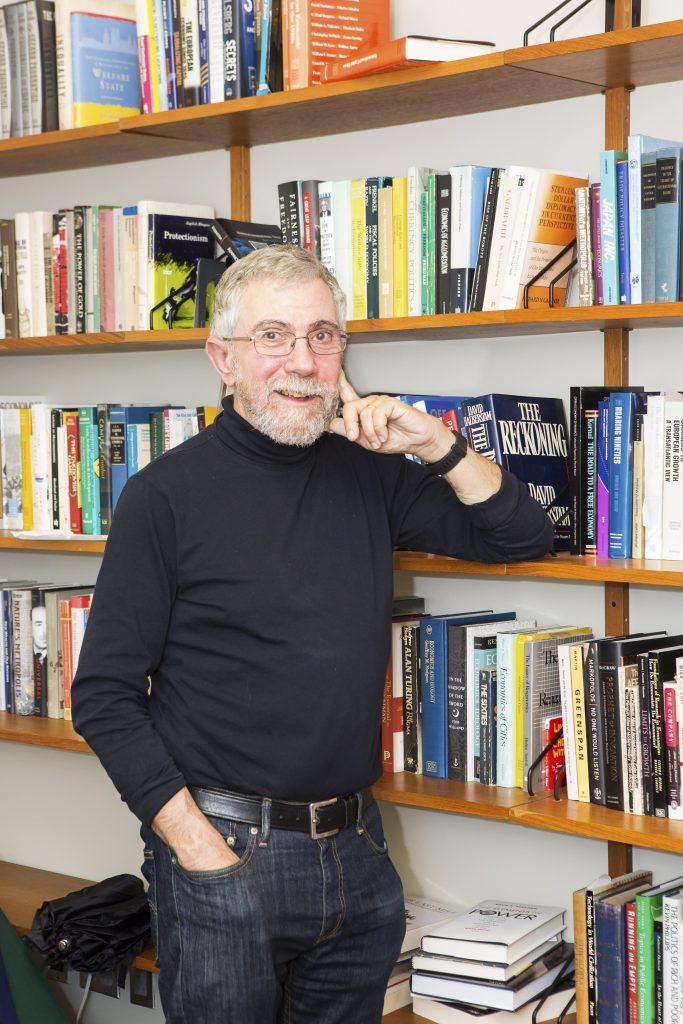 PAUL KRUGMAN – ECONOMIST