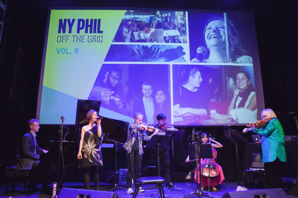 NY PHIL SPECIAL EVENT – OFF THE GRID