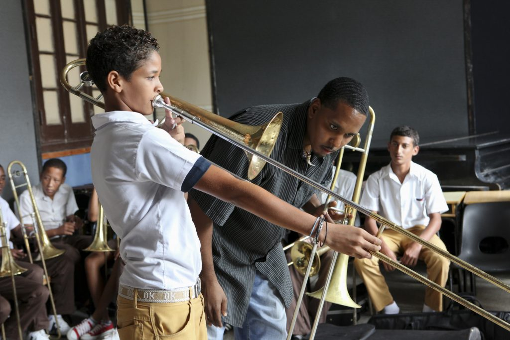 JAZZ AT LINCOLN CENTER IN CUBA