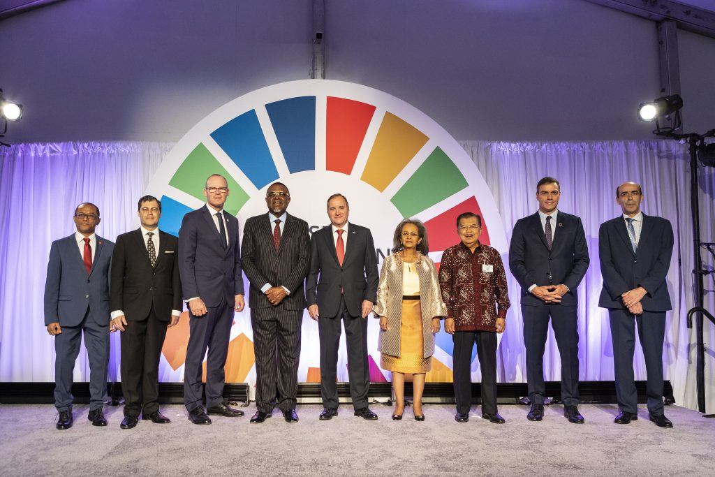 SDG ACTION ZONE – UNGA WEEK